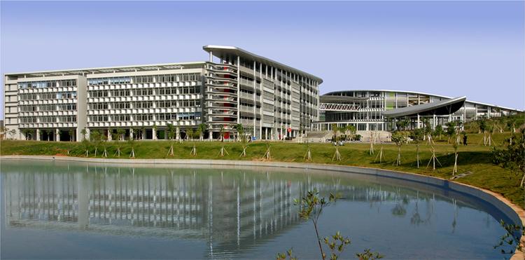 华南师范大学大学城校区教学楼