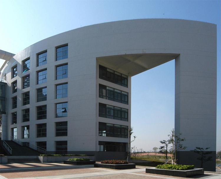 华南师范大学行政楼,广东省高教建筑规划设计院